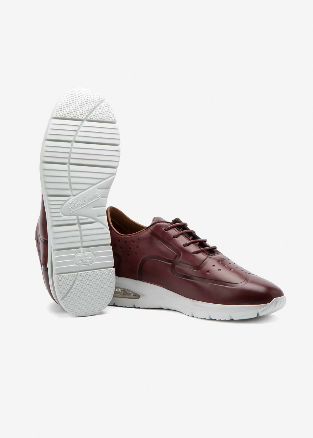 Air Grecale Ruby Brushed Leather