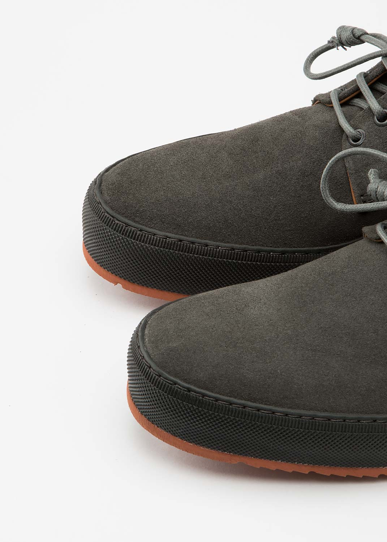 Classic 781 Boot Dark Grey Suede