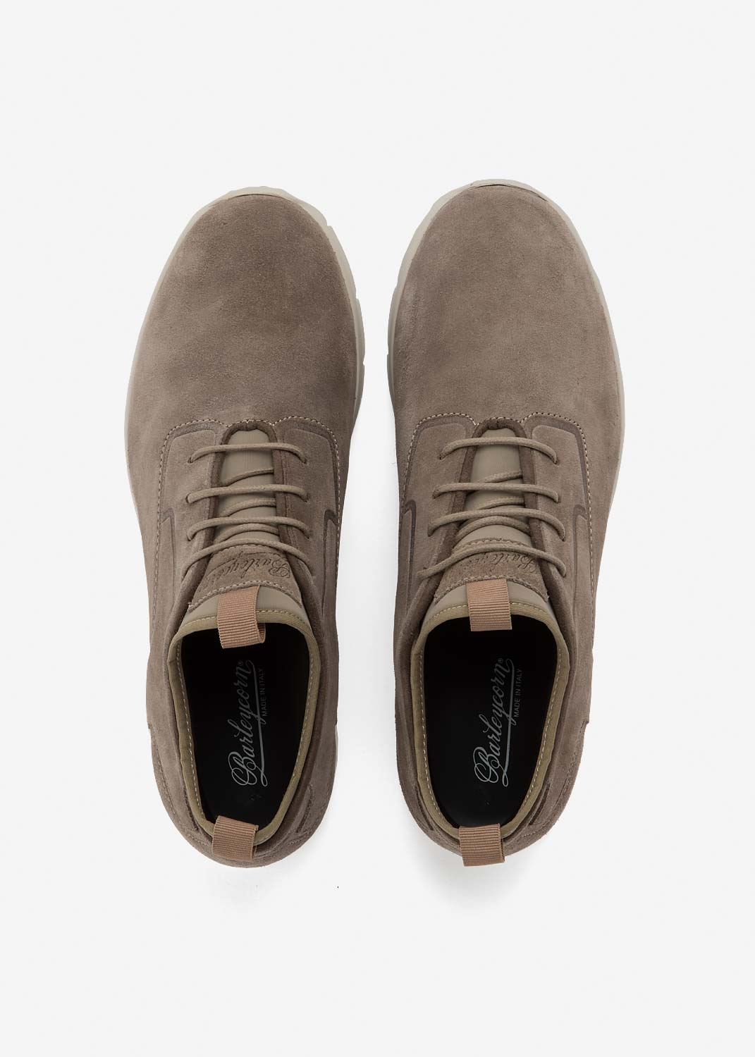 Air Grecale Grey Suede