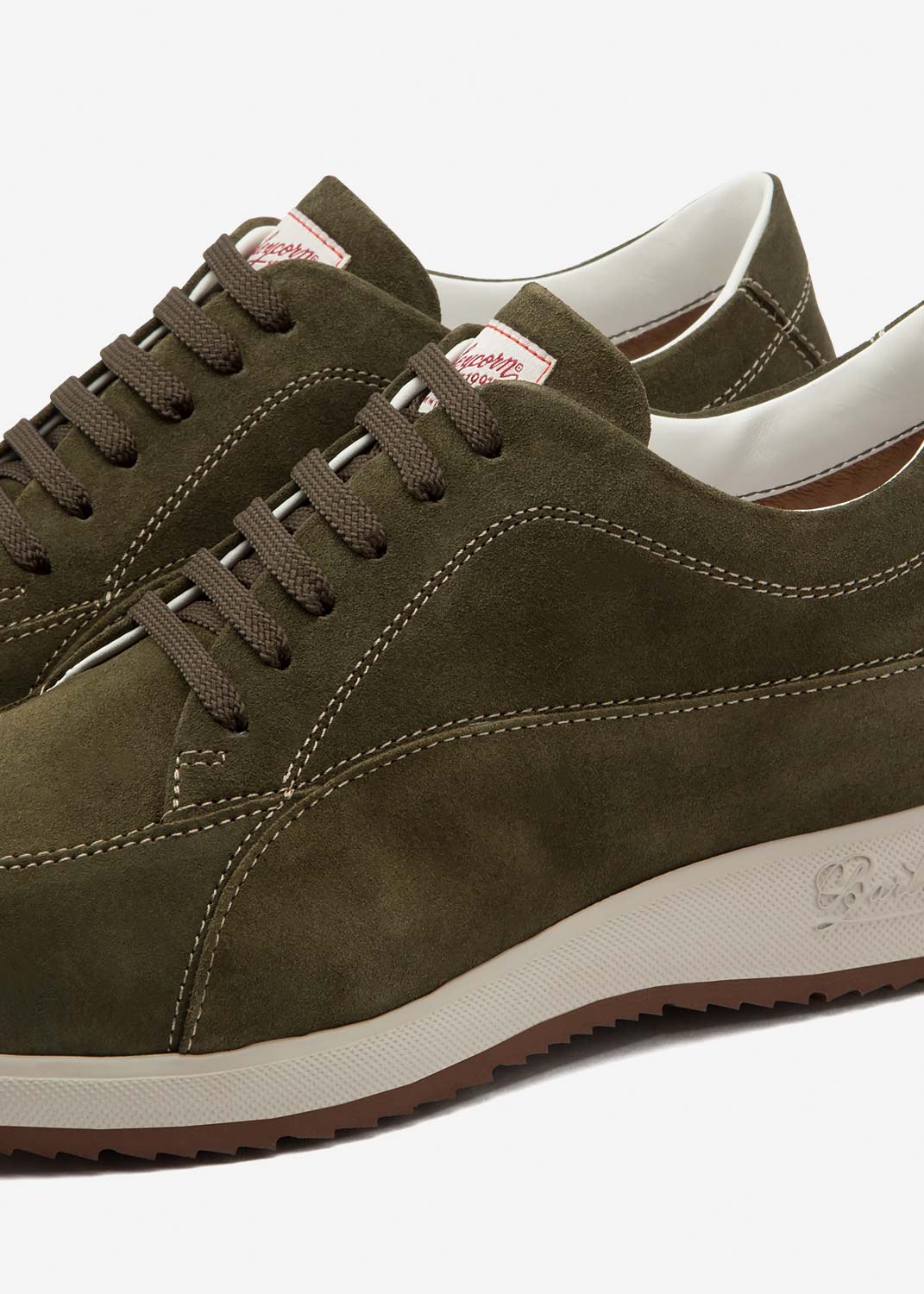 New Classic Army Suede