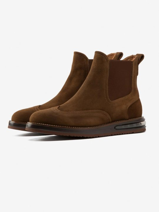 Air Chelsea Boot Brown Suede